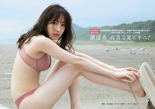 團遥香 エロ画像066