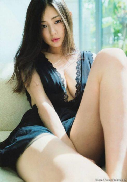 片山萌美エロ画像118