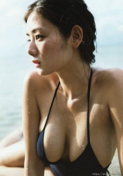 片山萌美エロ画像139