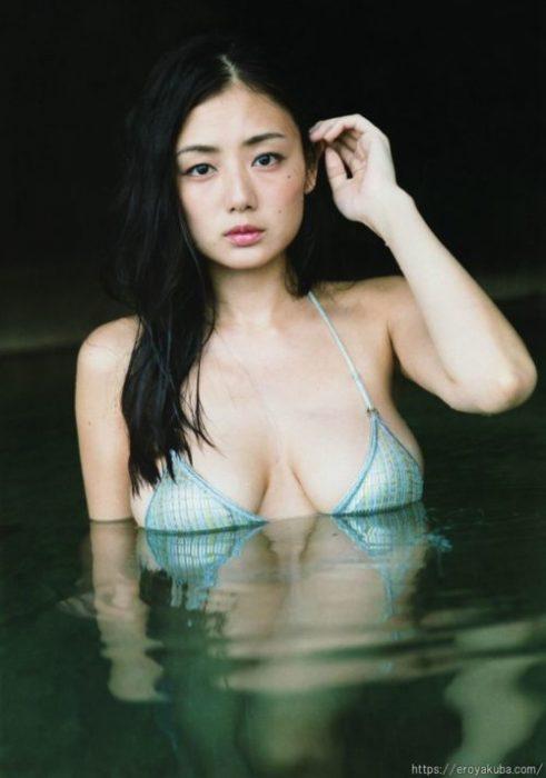 片山萌美エロ画像143
