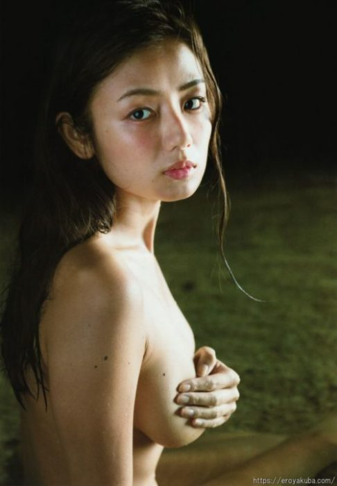 片山萌美エロ画像146