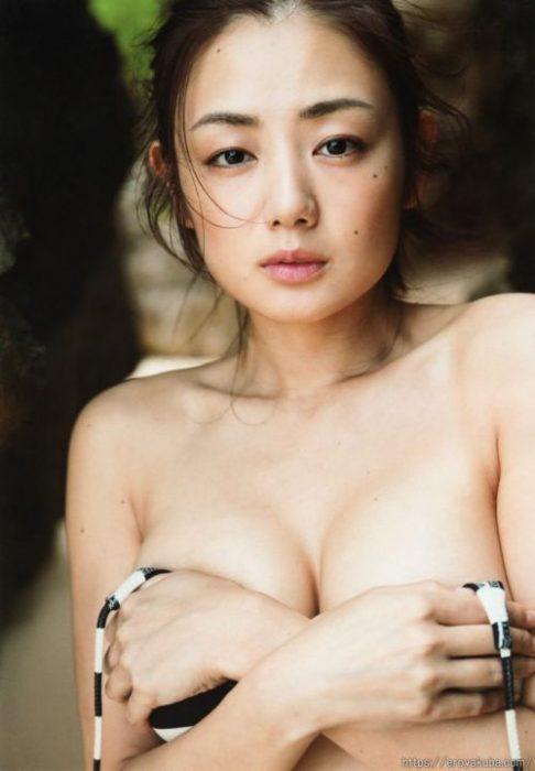 片山萌美エロ画像163