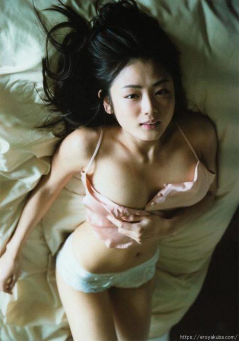 片山萌美エロ画像169