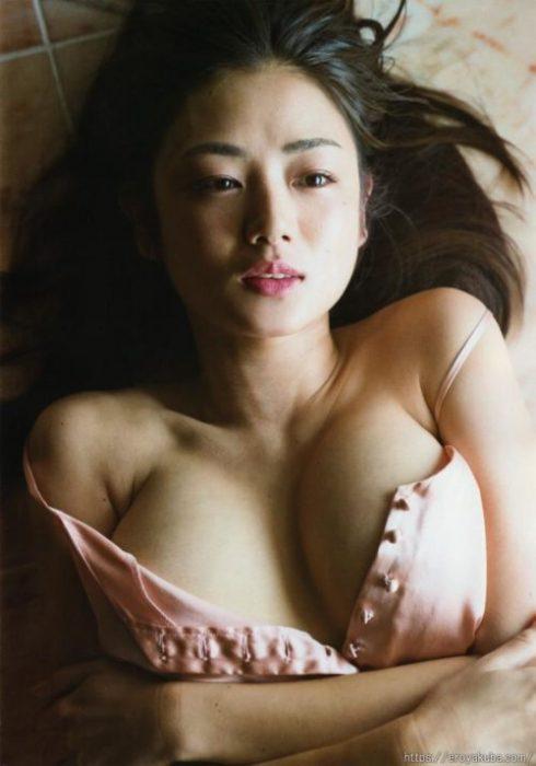 片山萌美エロ画像170