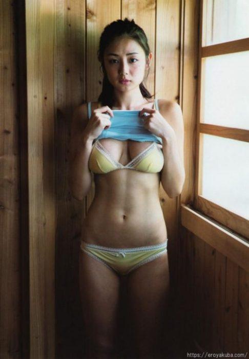 片山萌美エロ画像191