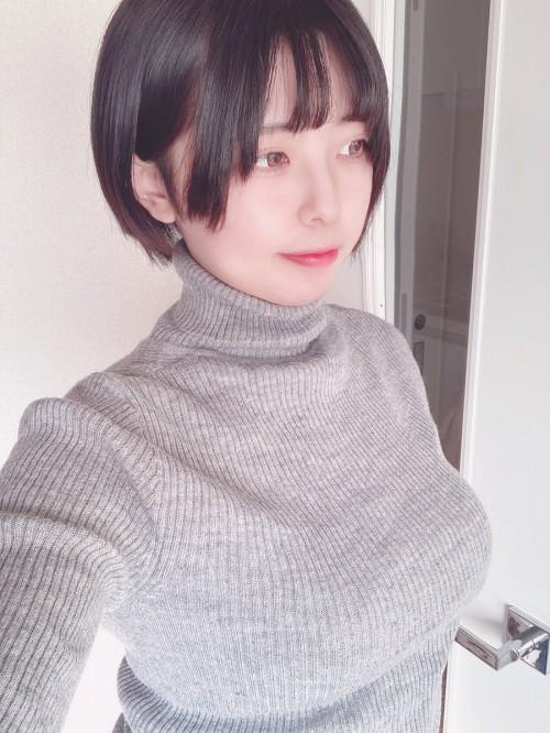 着衣おっぱいエロ画像014