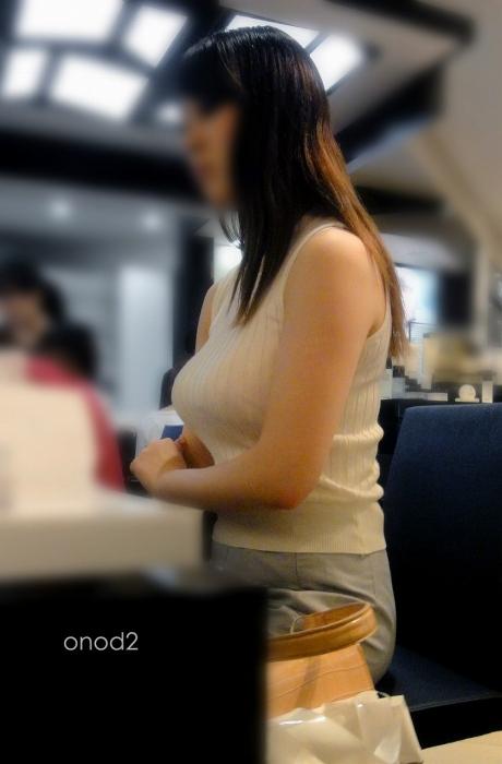 着衣おっぱいエロ画像115