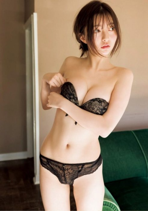橋本萌花エロ画像028