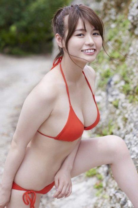 井口綾子 エロ画像102