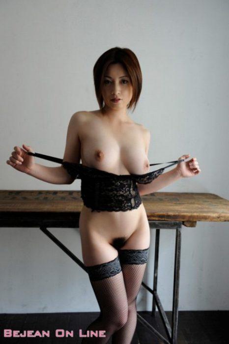 奥田咲 エロ画像064