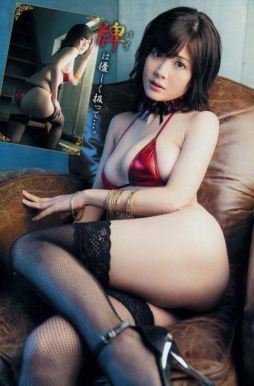 高宮まり エロ画像085