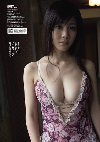 高宮まり エロ画像091