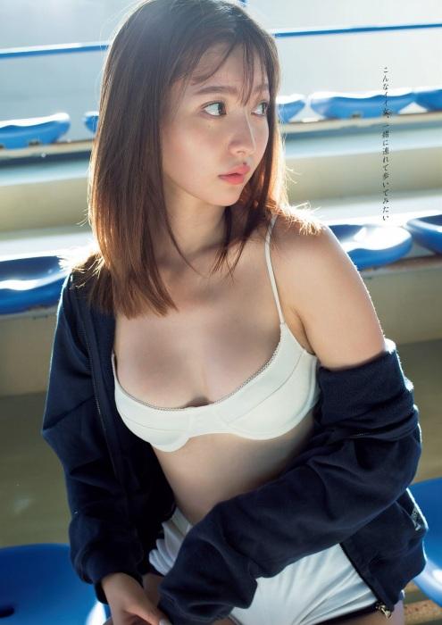 橋本萌花 エロ画像110