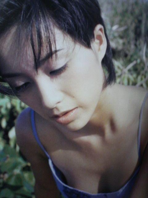 酒井法子 エロ画像127
