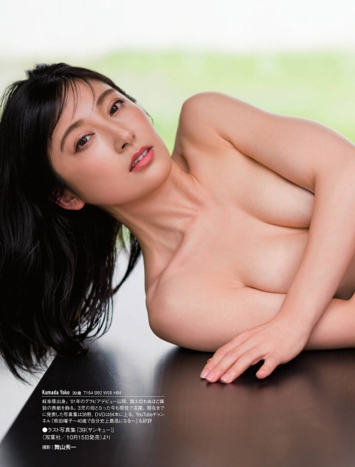 熊田曜子 エロ画像198