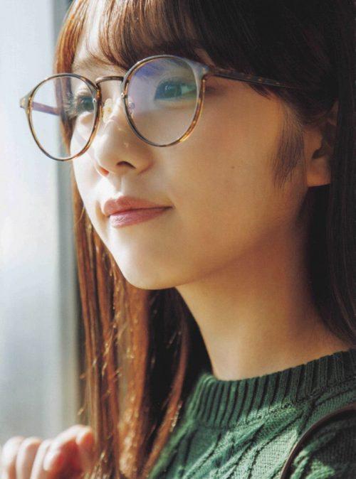 与田祐希 エロ画像116