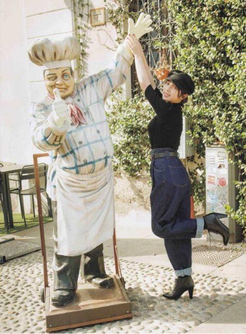 与田祐希 エロ画像130