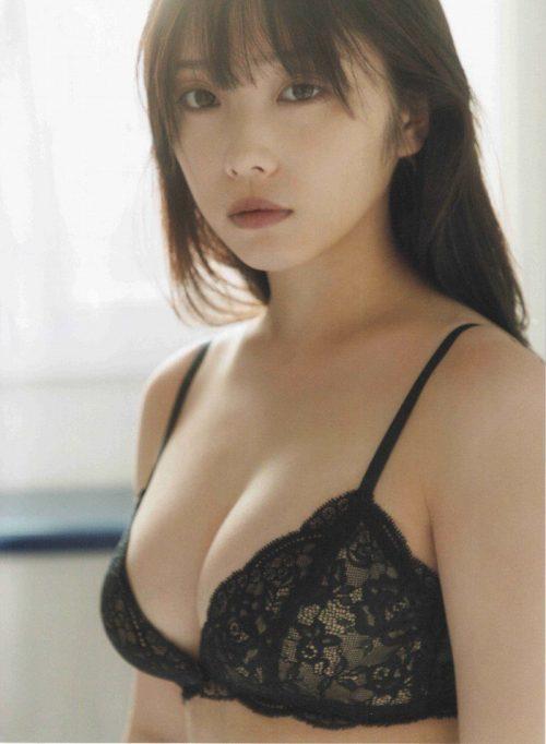 与田祐希 エロ画像148