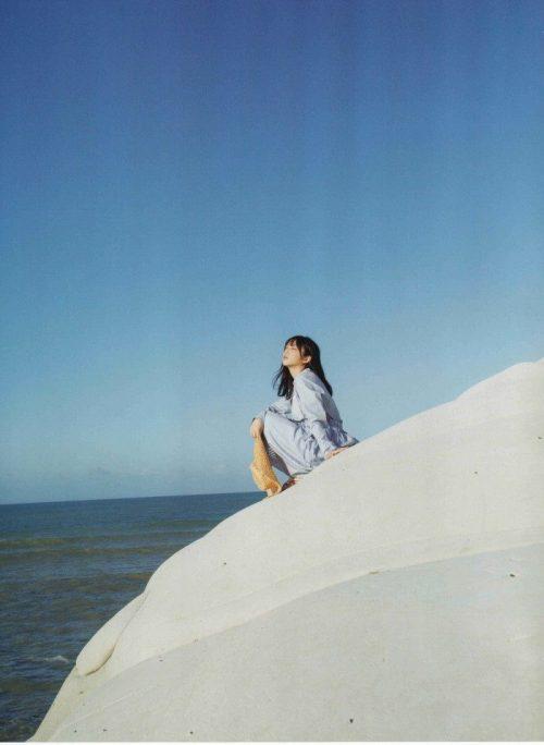 与田祐希 エロ画像161