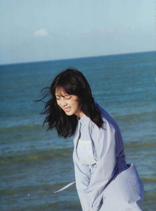 与田祐希 エロ画像163
